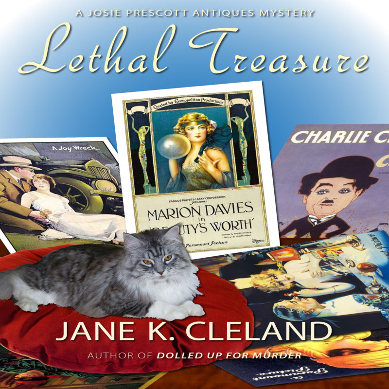 Lethal Treasure (Audiobook)